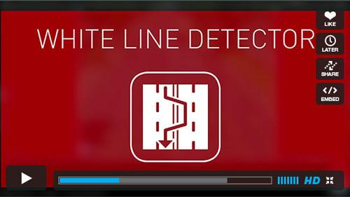 ITS 04 WHITE LINE DETECTOR player